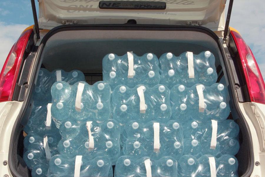 Spesa a domicilio Nuoro Spesati consegna INTERNO acqua