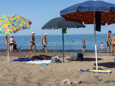 Bosa. Uno scorcio della spiaggia di Turas (foto S.Novellu)