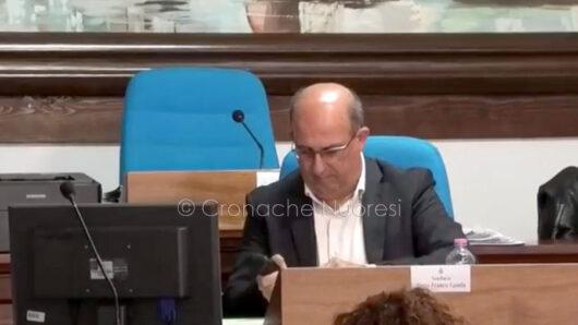 Il sindaco di Bosa Piero Casula