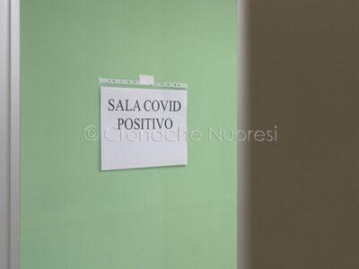 Nuoro, reparto Covid-19 (© foto S.Novellu)