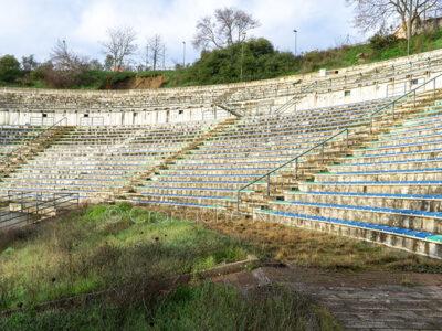 Nuoro. L'anfiteatro intitolato a Fabrizio De André (foto S.Novellu)