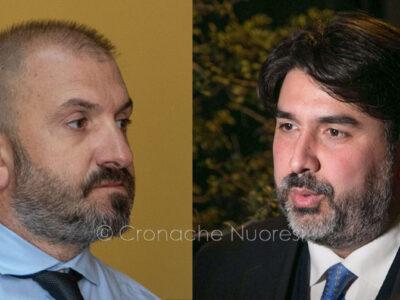 Sebastian Cocco e Christian Solinas