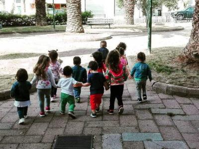 Nuoro: piccoli allievi dell'asilo nido
