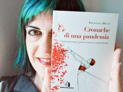 La giornalista Francesca Mulas