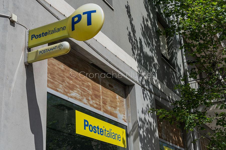 Nuoro, l'ufficio postale di via Ballero (foto S.Novellu)