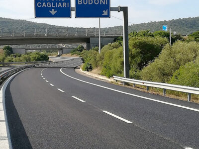Strada Statale 131 DCN