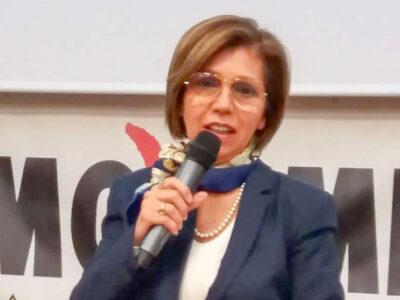 Il consigliere regionale Elena Fancello