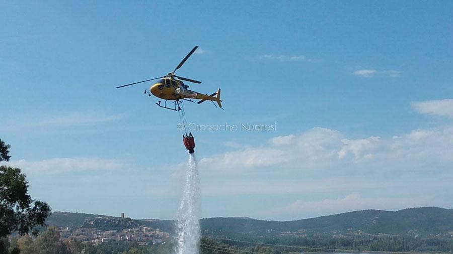 Brucia la Sardegna: roghi a Bonacardo, Ales, San Basilio e Calangianus