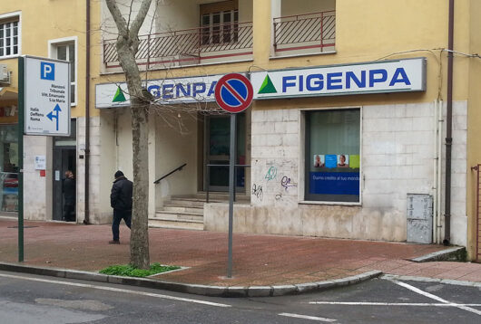 La sede Fingenpa di Nuoro