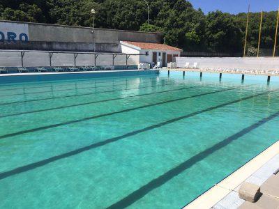 La piscina di Farcana
