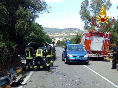 La scena l'incidente