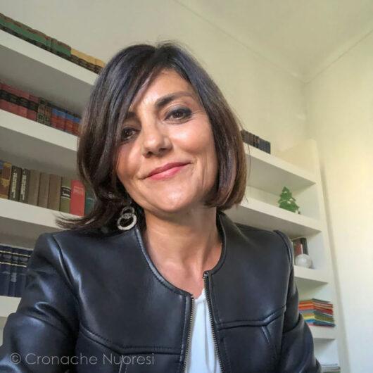 L'avvocato Giovanna Obinu