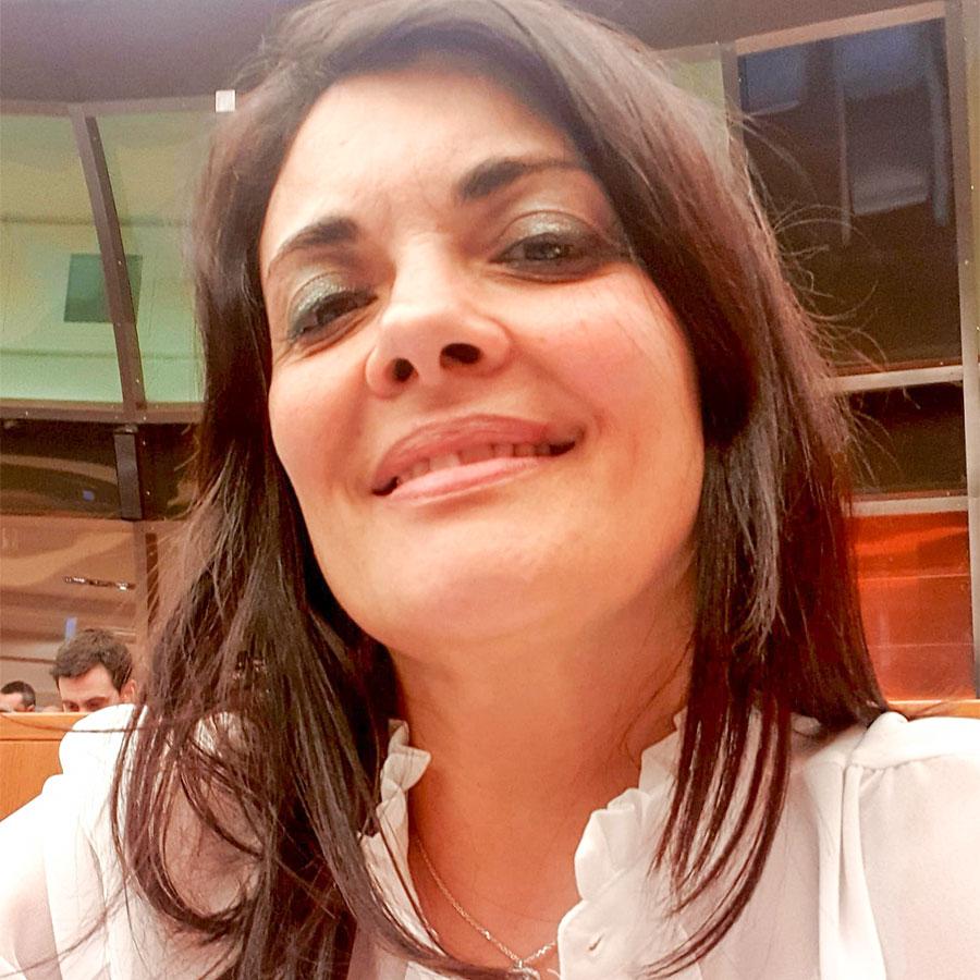 Il senatore M5s Elvira Lucia Evangelista