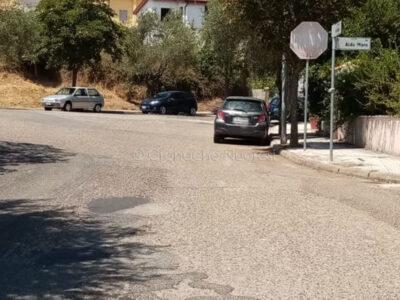 Città Giardino: via Aldo Moro ripulita dalle sterpaglie