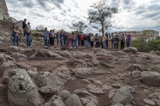 Area archeologica di Tanca Manna (© foto S.Novellu)