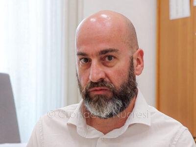 Il sindaco di Mamoiada Luciano Barone