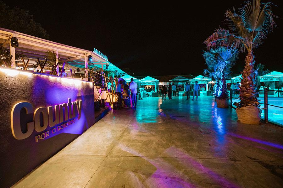 La discoteca Country Club di Porto Rotondo - Cronache Nuoresi