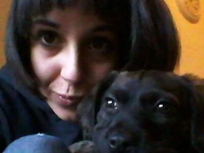 Valentina Casu la ragazza trovata morta in fondo al Coghinas (foto Facebook)