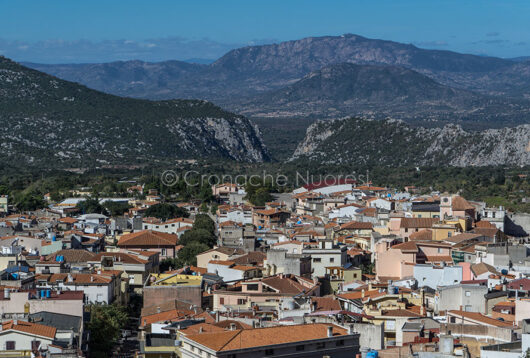 Dorgali, una panoramica del paese (foto S.Novellu)