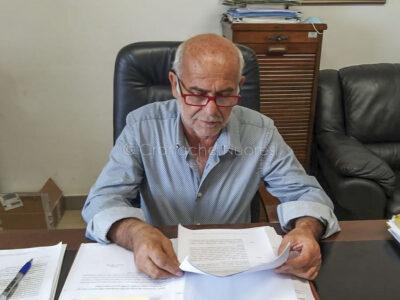 Luigi Daga presidente Unione dei Comuni Marghine Planargia (f. PGV)