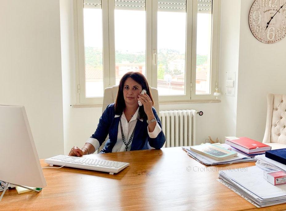 Monica Carta la titolare di Media Service