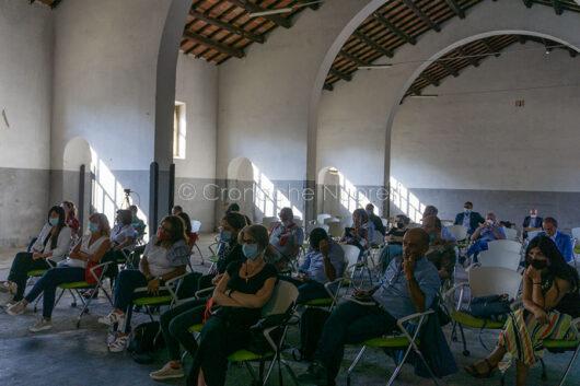 Nuoro, ex Artiglieria - Cambiamenti (foto S.Meloni)