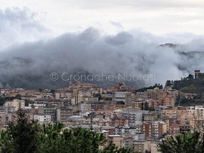 Nuoro, panoramica della città (foto S.Novellu).
