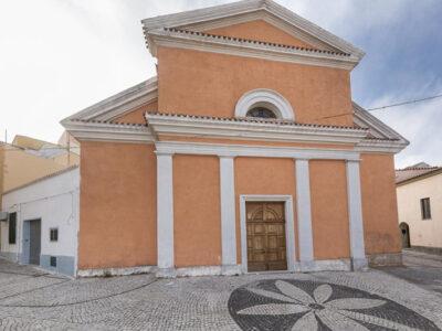 Orune, la chiesa parrocchiale