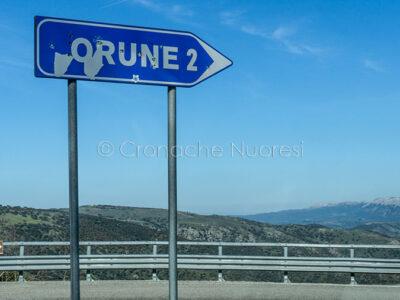 Uno scorcio di Orune (foto S.Novellu)