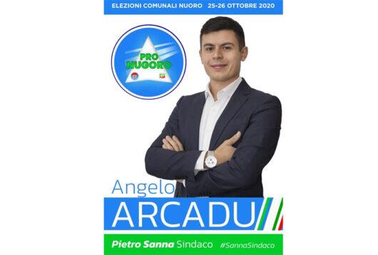 Comunali 2020. Angelo Arcadu (Pro Nugoro)