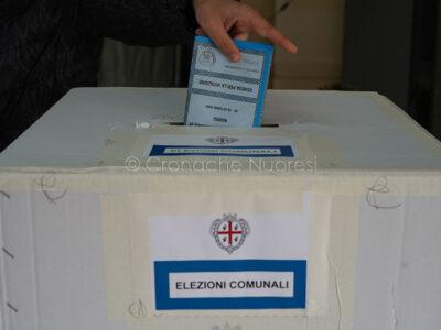 Elezioni Comunali 2020 a Nuoro (foto S.Novellu)