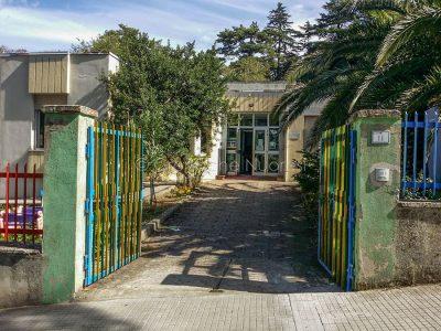 La scuola materna di Sant'Onofrio (foto Cronache Nuoresi)