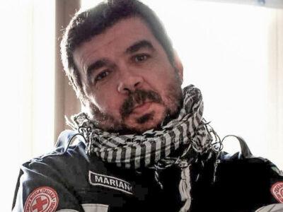 Mariano Flore, il volontario della Croce Rossa morto per Covid