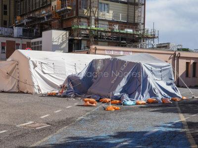 Nuoro. Il pronto soccorso del San Francesco (foto S.Novellu)