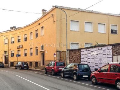 Nuoro. La Casa protetta di via Trieste (foto S.Novellu)