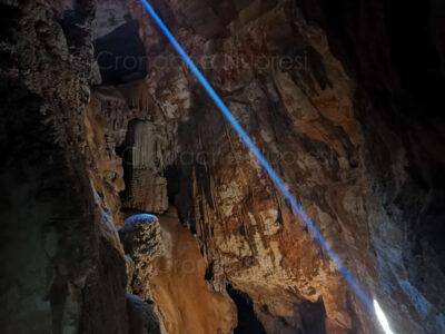 """La grotta di """"Sa nurre de su Hoda"""""""