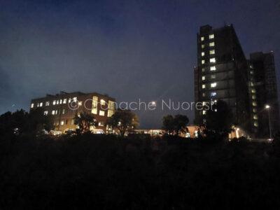 Nuoro, l'ospedale San Francesco (foto S.Novellu)