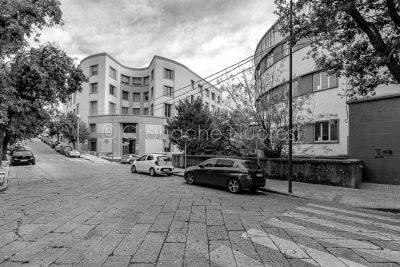 Nuoro. Camera di Commercio e Istituto Magistrale (foto S.Novellu)