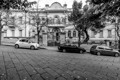 Nuoro. Liceo Asproni (foto S.Novellu)