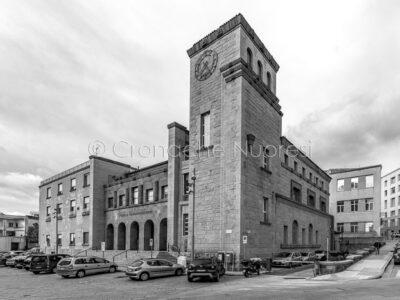 Nuoro. Palazzo delle Poste (foto S.Novellu)
