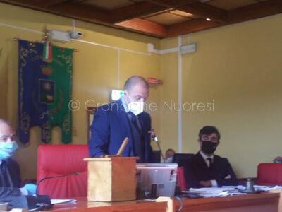 Il nuovo presidente del Consiglio Sebastian Cocco