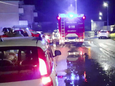 Alluvione a Bosa