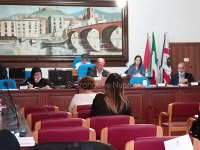 Il Consiglio comunale di Bosa (f. P.G.)