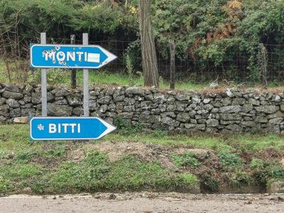 La strada per Bitti e Monti (foto S.Novellu)