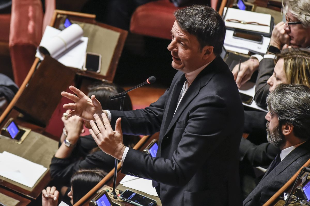 """Renzi """"La crisi non è stata aperta da noi, al Colle senza pregiudizi"""""""