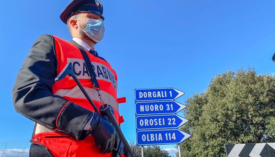 Operazione anti droga nella Valle del Cedrino: eseguite 4 misure cautelari