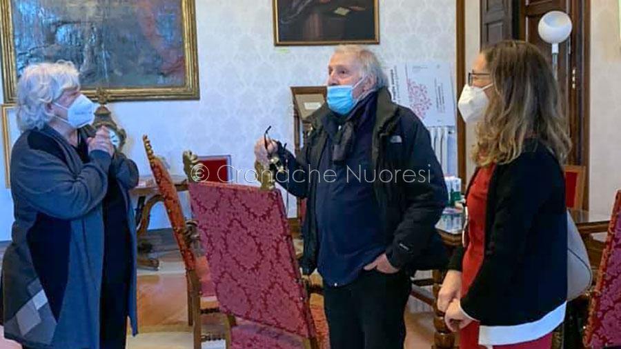 ll maestro Italo Antico dona 49 opere all'Università di Cagliari