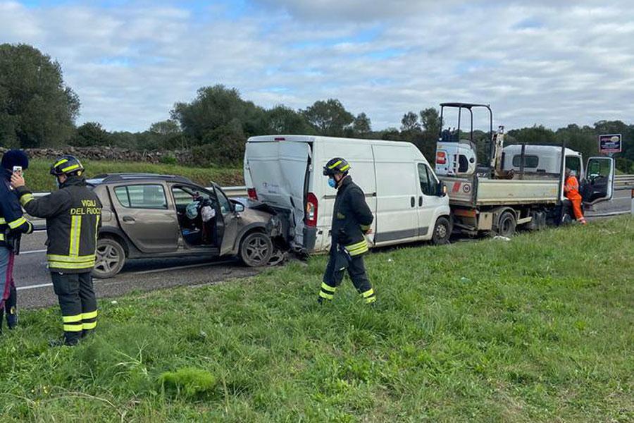 Tragedia della strada sulla Statale 131: perde la vita un Carabiniere in pensione