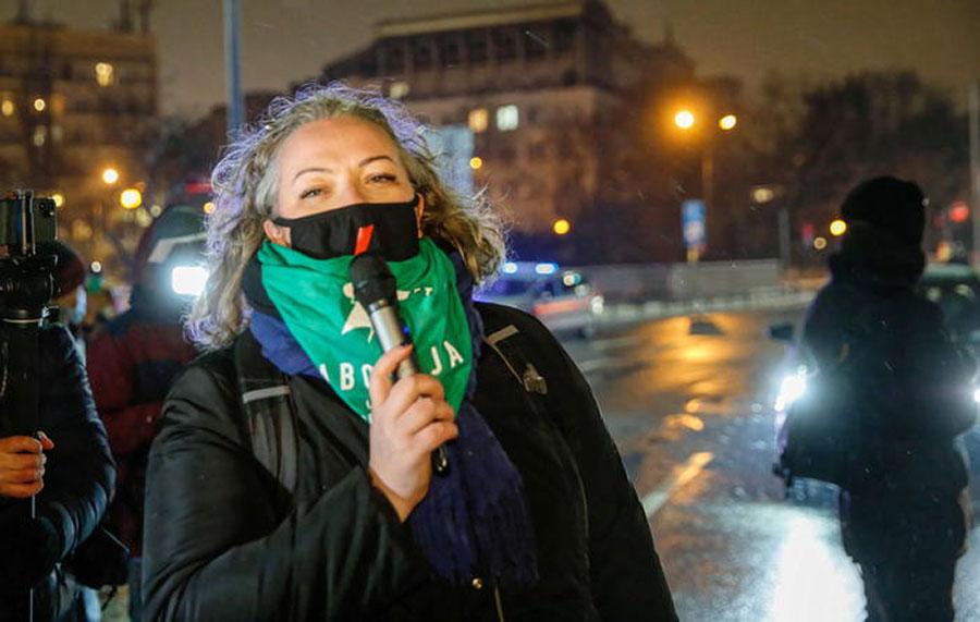 Polonia. Leader della protesta per l'aborto rischia 8 anni di carcere