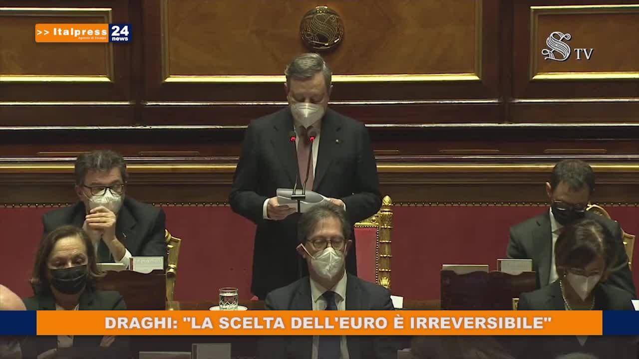 Governo Draghi. Atteso il voto di fiducia per questa sera dopo le 22.00